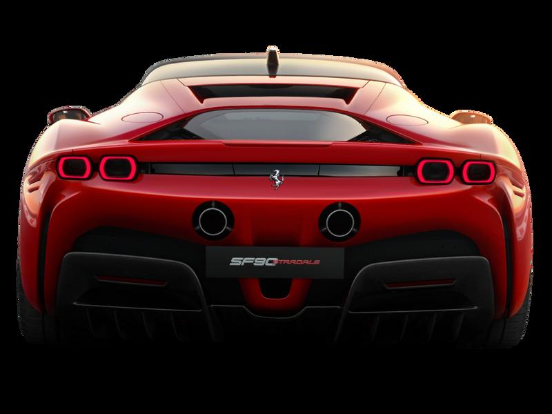 Ferrari SF90 Stradale - Back