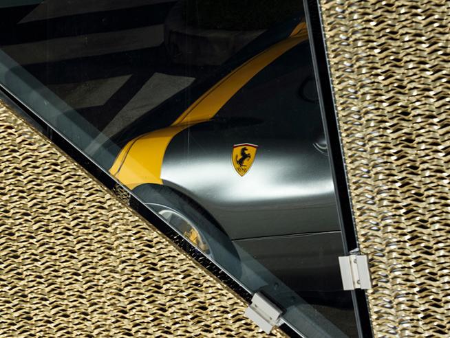 Ferrari Monza SP1 - Design