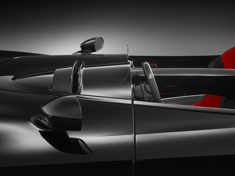 Ferrari Monza SP2 - Aerodynamics