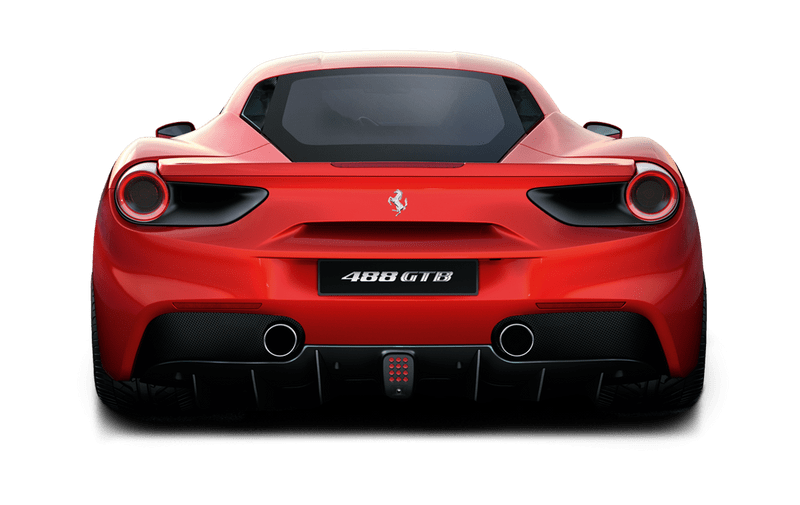 Ferrari 488 GTB - Pre-owned