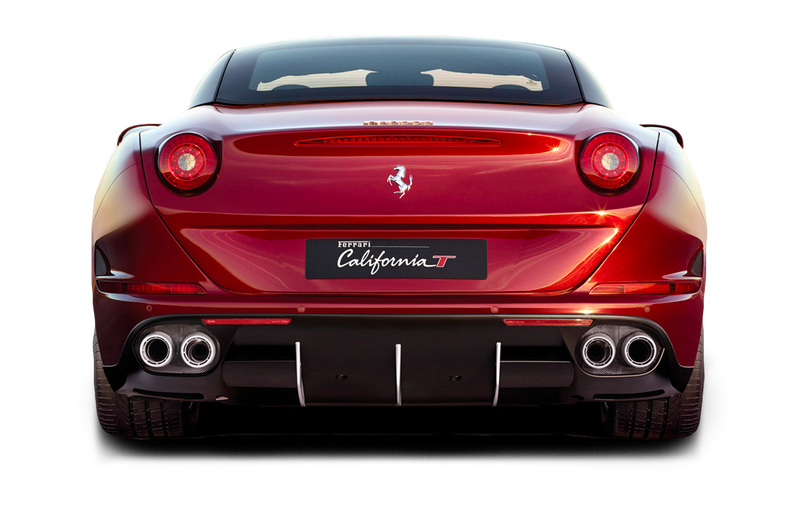 Ferrari California T - Pre-owned