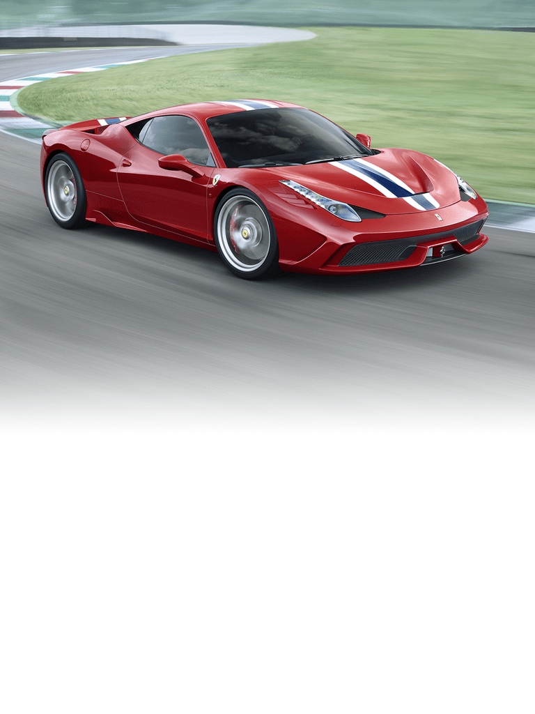 As with all Ferrari special series, the 458 Speciale boasts an array of advanced technical solutions that make it a completely unique model