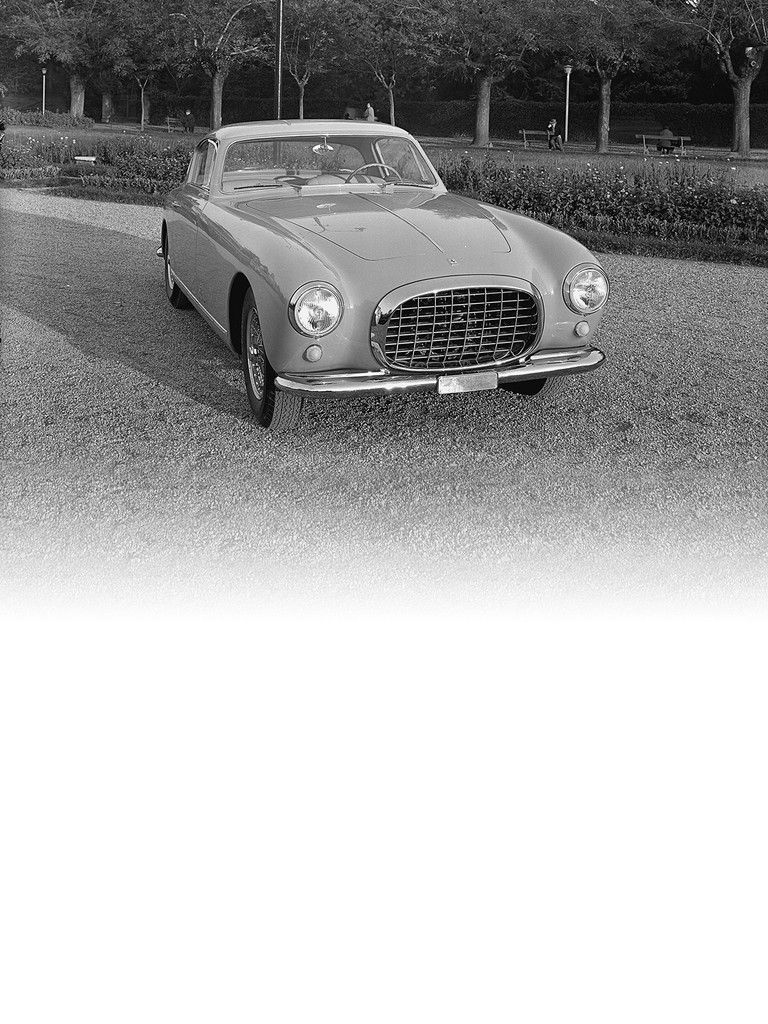 Ferrari 375 America: Heir to the 342 America, this model was aimed at the same segment of the market.
