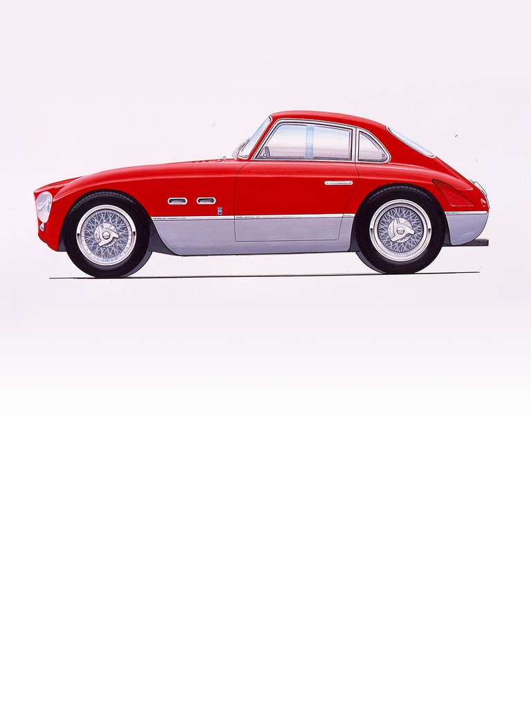 Ferrari 625 TF: This is an interesting model from many points of view