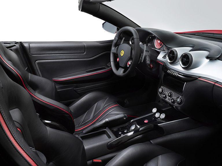 Ferrari SA APERTA - Design