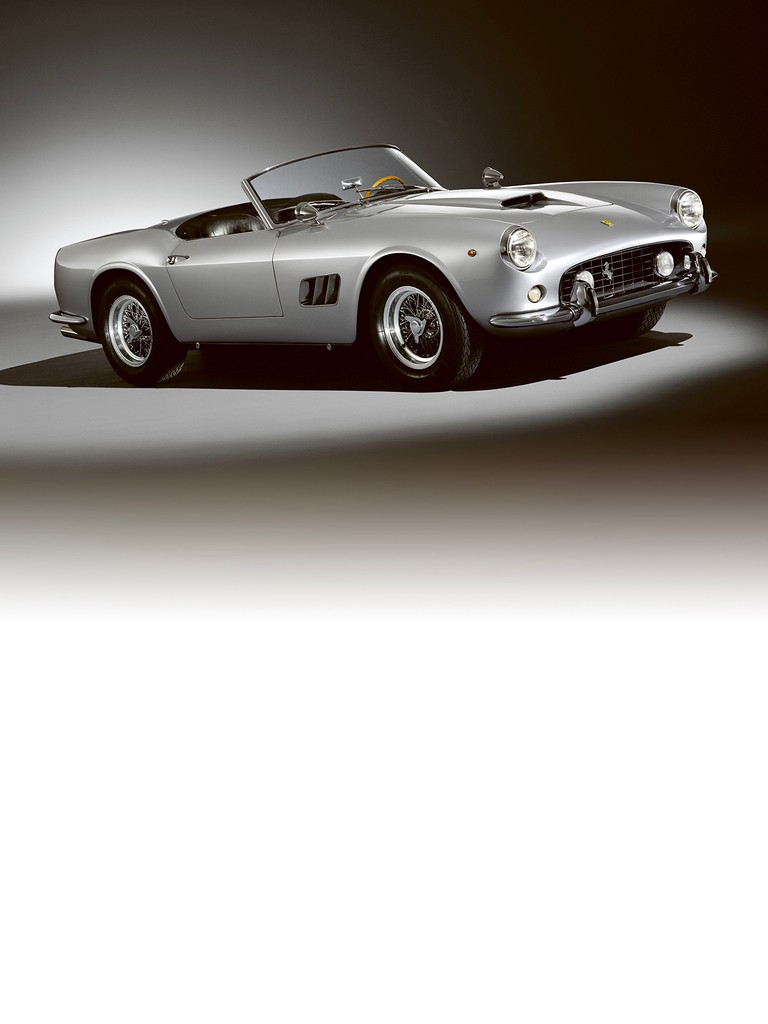 Thanks to Ferrari's reputation in motor sports, and the work of importer Luigi Chinetti, the United States became an important market.