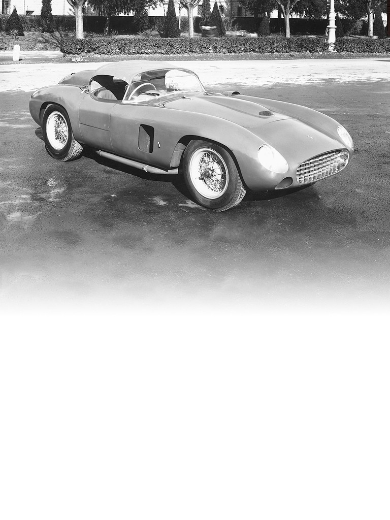 The Ferrari 290 S was the first Ferrari sports car powered by a four overhead camshaft engine.