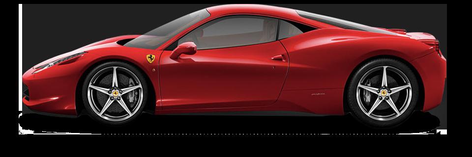 Ferrari 458 Italia - Architecture