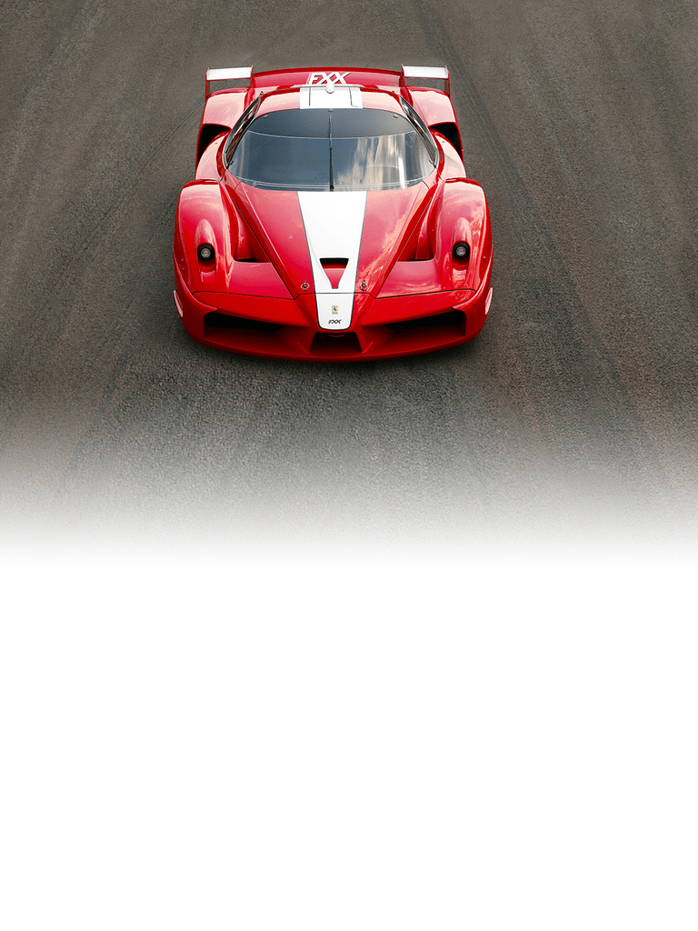 The FXX is the fruit of Ferrari's know-how in building special limited-series sports cars combined with, of course, its racing experience.