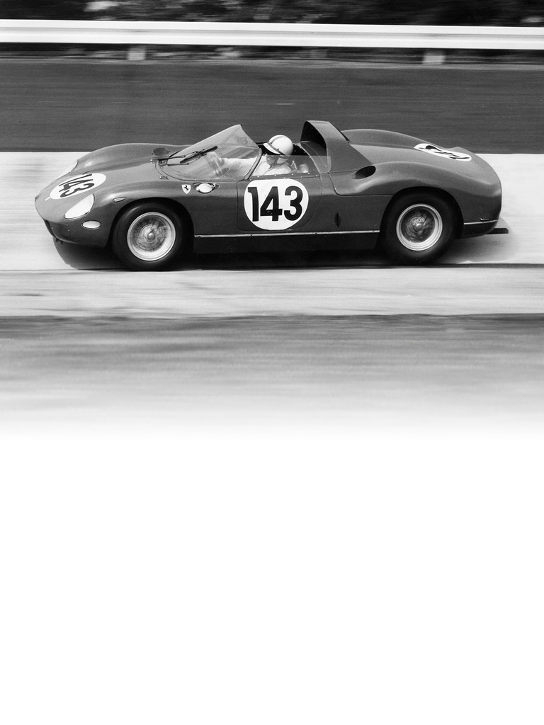 Ferrari 275 P: This model is yet another addition to the long and hugely successful P series which began with the 250 P.