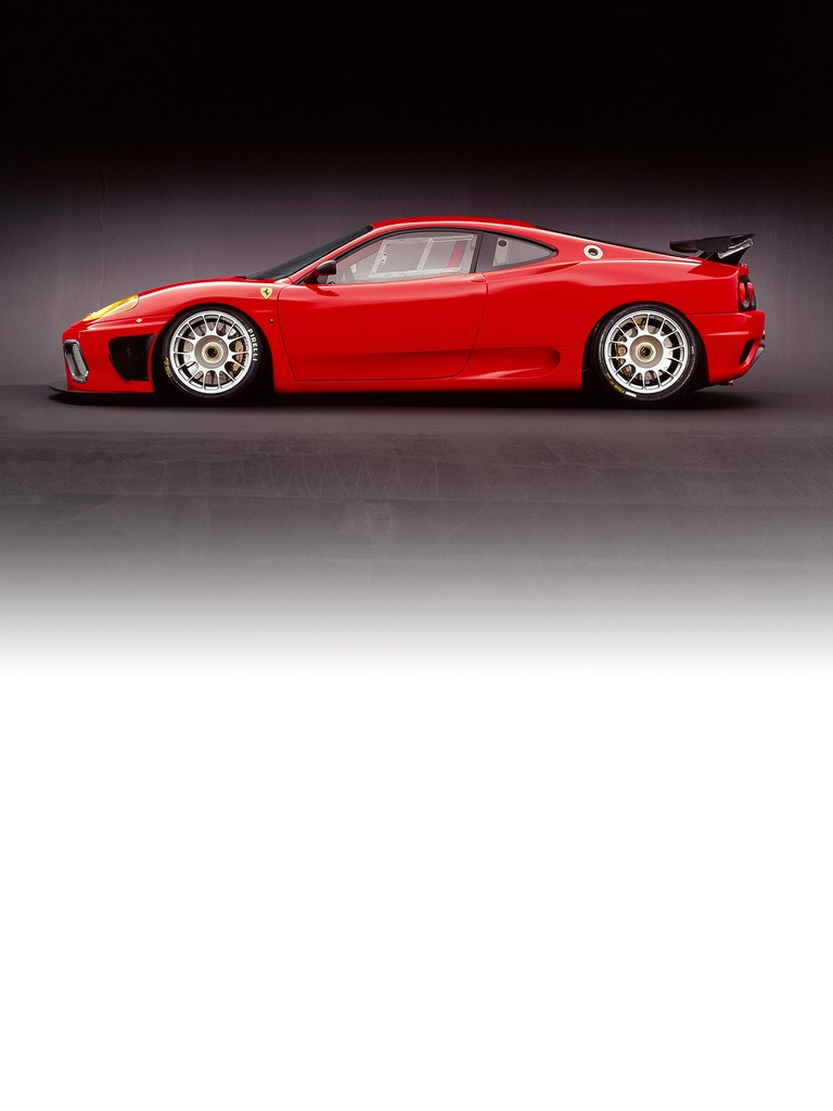 With the launch of the 360 Modena Challenge in 2000, the level of competitiveness of the Ferrari Challenge series took a huge step forward.