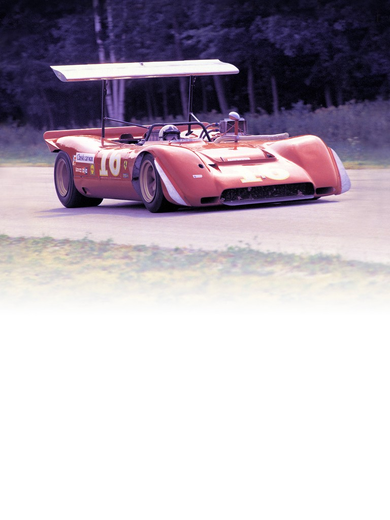 Ferrari 612 Can Am: This second model was built for the Can-Am Challenge Cups series