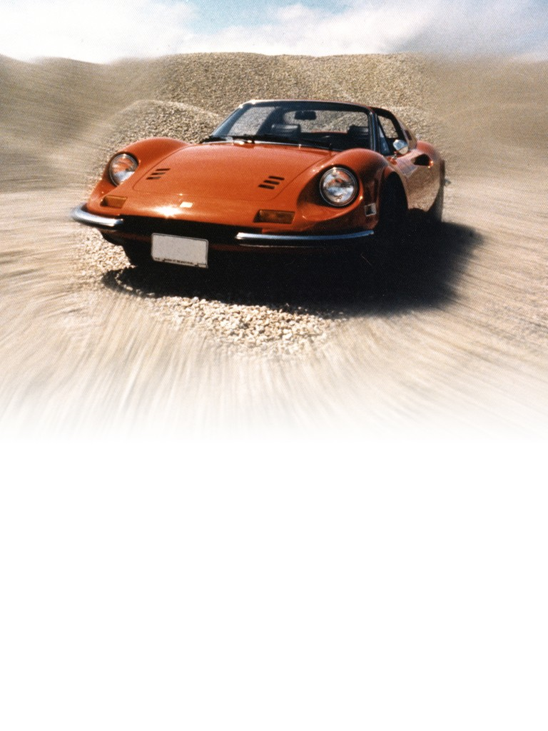 Ferrari looked to increase its popularity still further by introducing Dino 246 GTS, an open version.