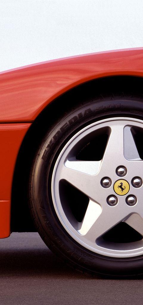 Ferrari 348 GTB-engine-mob