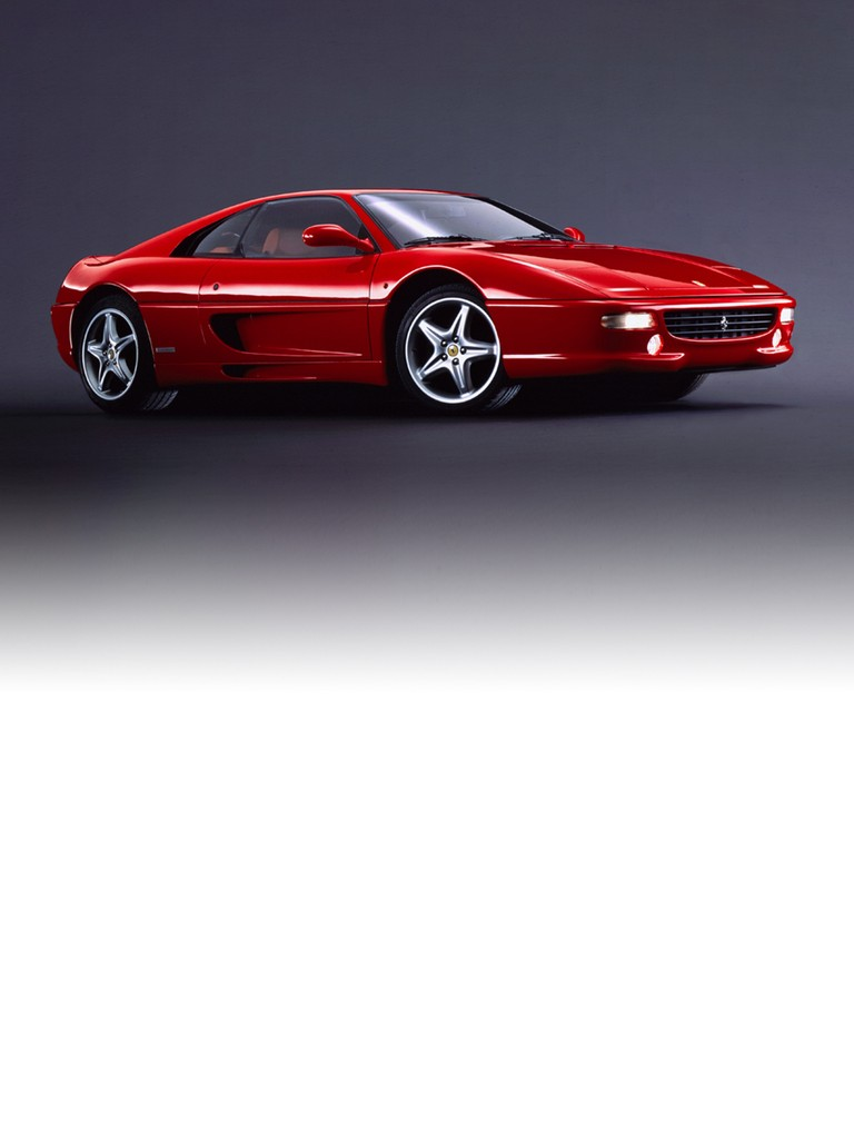 Unveiled at the 1994 Geneva Motor Show, the Ferrari F355 Berlinetta quickly became the benchmark in its class.