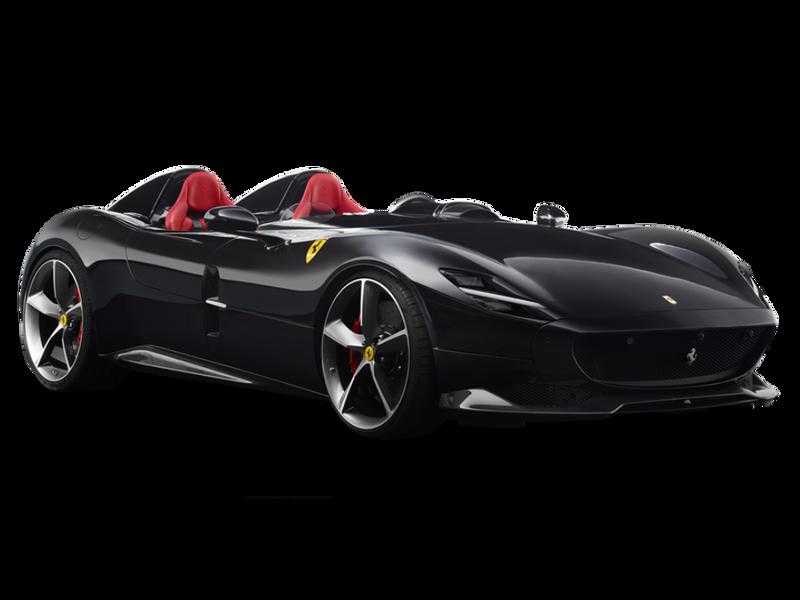 Ferrari Monza SP2 - Line Up Ferrari.com