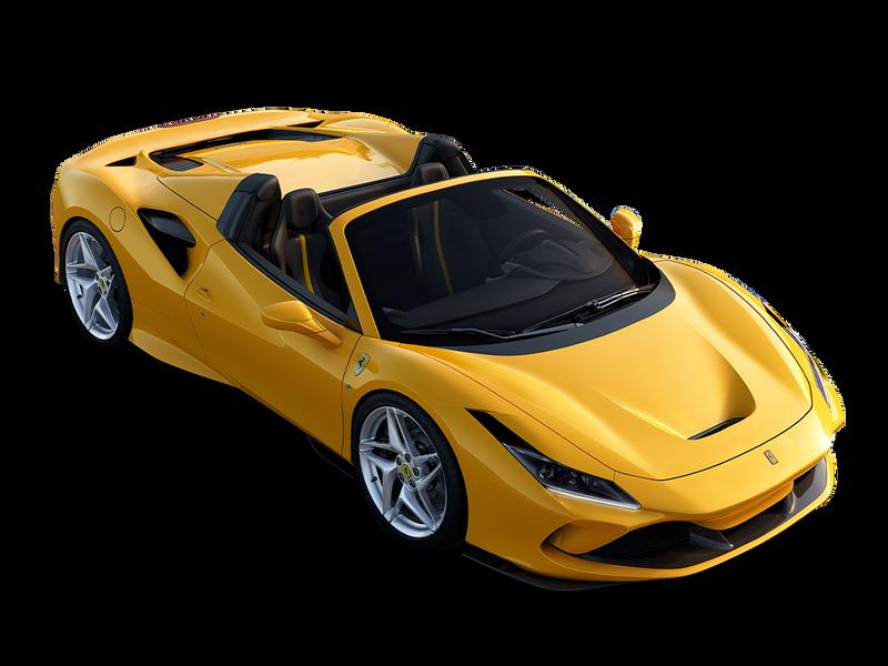 Ferrari F8 Spider - Line Up Ferrari.com