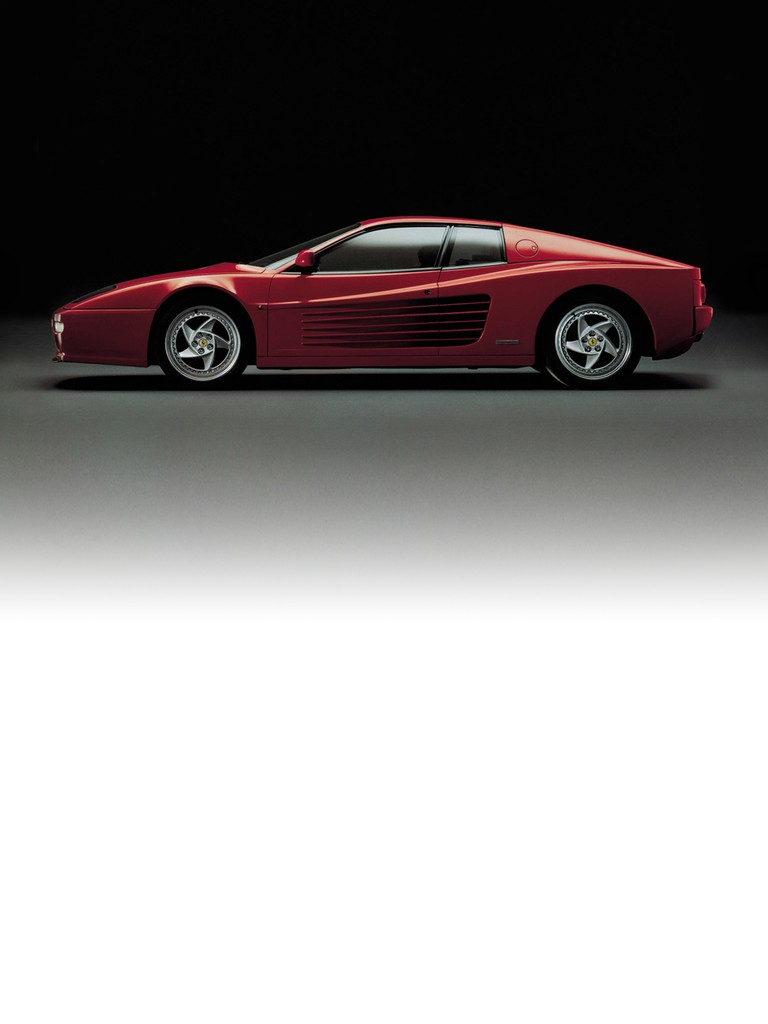 In the autumn of 1994 the Ferrari F512 M, the new version of the 512, was presented