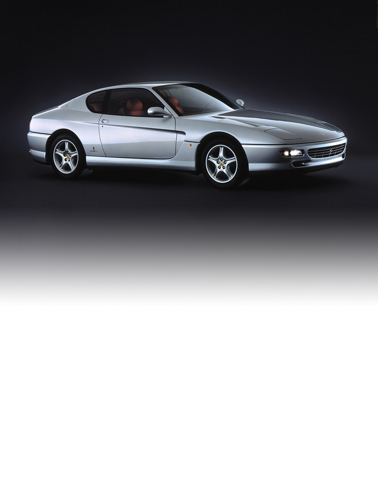 Ferrari 456 GTA: This was the automatic version of the 456 GT.