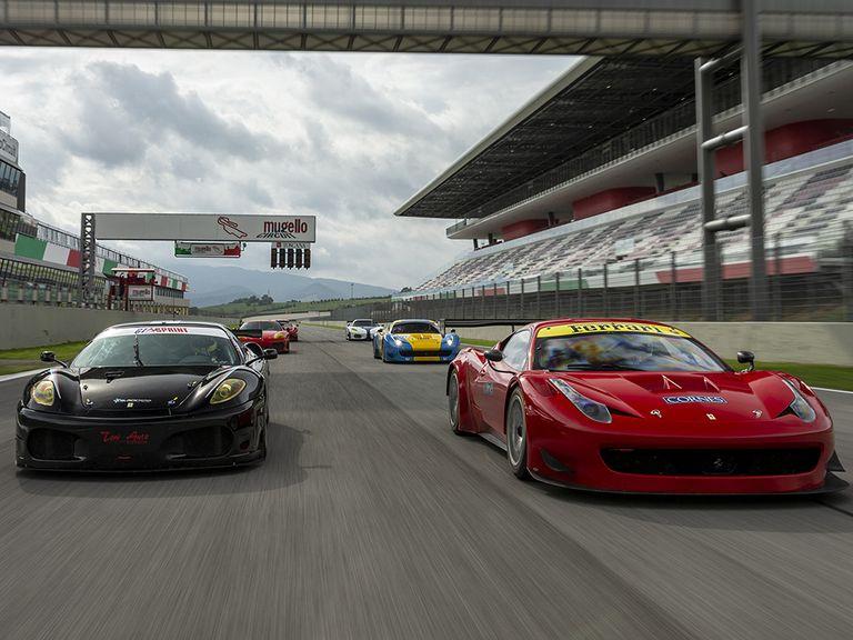Discover Ferrari Club Competizioni GT