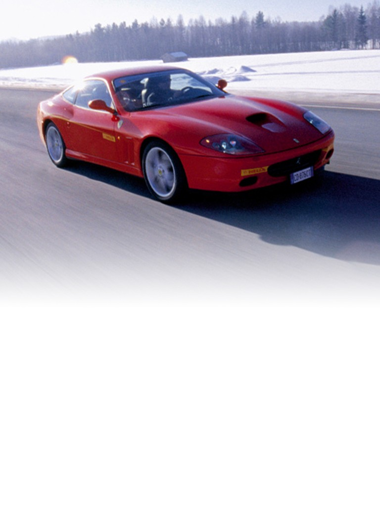 575M Maranello signals a whole new level of achievement for one of Ferrari's most traditional layouts