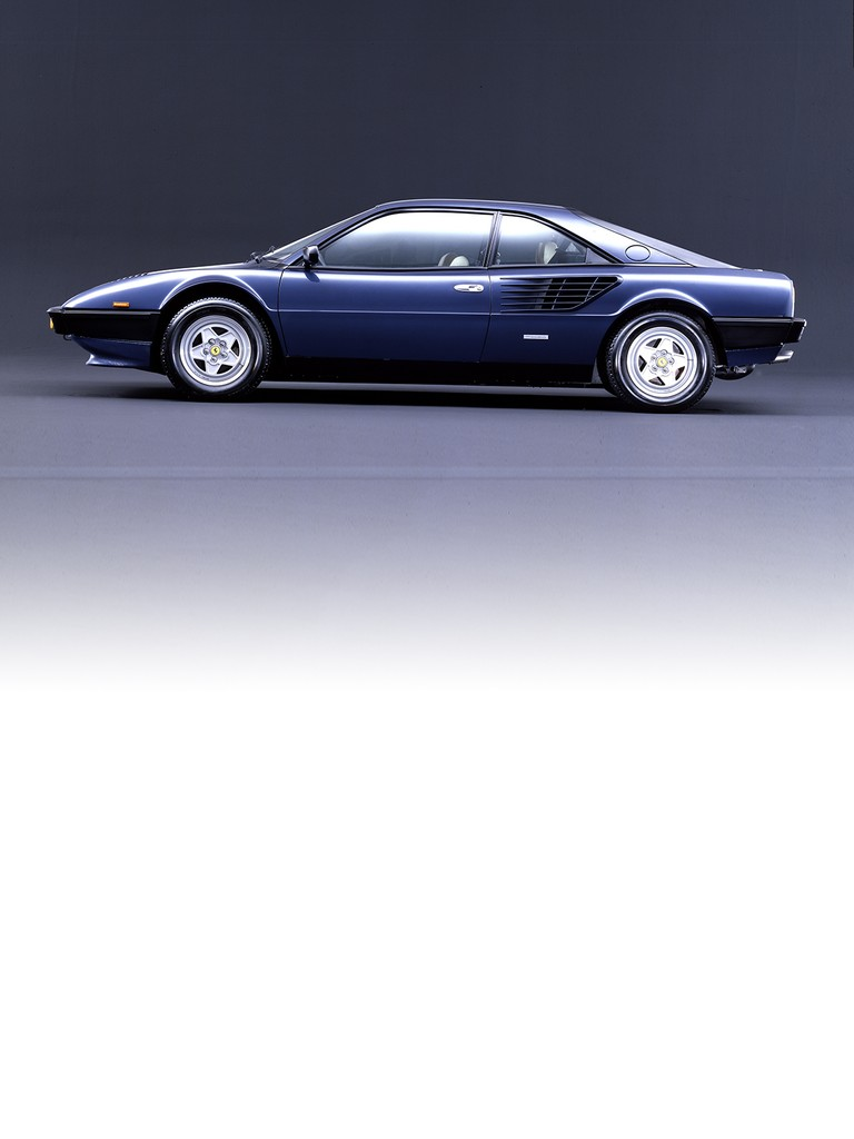 Ferrari Mondial Quattrovalvole: While all manufacturers (including Ferrari on its smaller capacity V8s) were pursuing the turbo route to increase power and performance (at the cost of higher fuel consumption and more costly mechanics), for this more mainstream sports car Ferrari's engineers decided to opt for the 4-valve per cylinder engine.