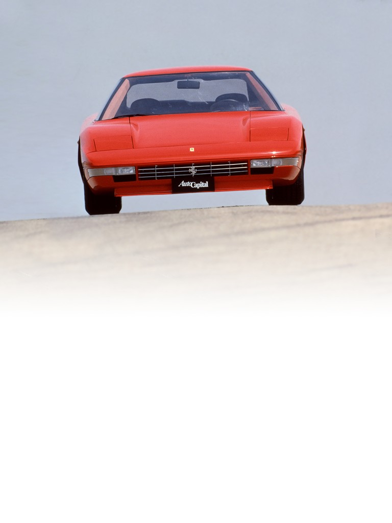 Ferrari 408 4RM: Just two prototypes of this model were built. The first, a red car, was completed June 1987 and sported chassis no. 70183, while the second, chassis no 78610, was yellow and is now exhibited in the Galleria Ferrari in Maranello.