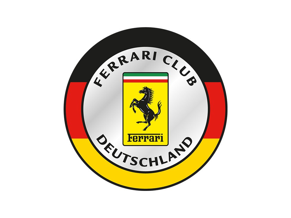 The official Ferrari Club Deutschland was founded in 1978 and is now one of the world's largest Ferrari clubs.