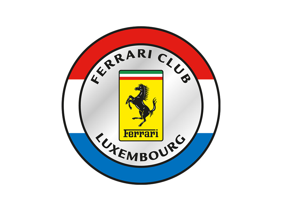 The Ferrari Club Luxembourg,the official owners' club, was founded in 1984,and since that date recognized by Ferrari SpA.