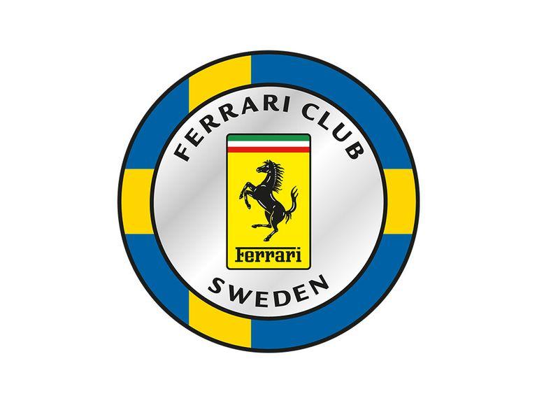 "Ferrari Club Sweden started as ""Ferraristi Svezia"" and was founded in 1973"