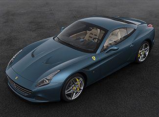 Ferrari California T - INSPIRED BY THE 195 S Touring berlinetta