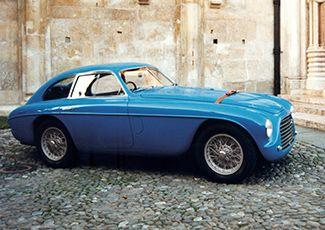 Ferrari 195 S Touring berlinetta - 1950