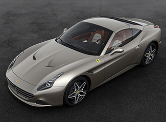 Ferrari California T - INSPIRED BY THE 340 AMERICA BARCHETTA