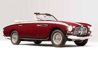 Ferrari 212 Inter Vignale cabriolet - 1951