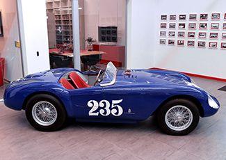 Ferrari 250 Europa Vignale coupé - 1953