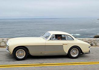 Ferrari 500 Mondial Pinin Farina spider - 1954