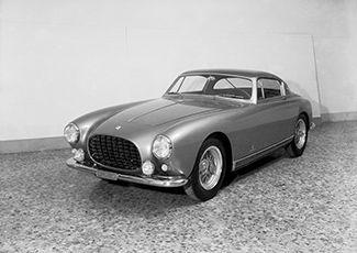 Ferrari 375 MM Pinin Farina berlinetta - 1954