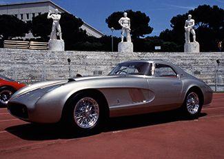 Ferrari 375 America- 1954