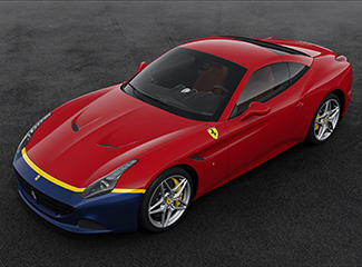 Ferrari California T - INSPIRED BY THE 290 MM
