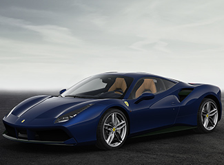 Ferrari 488 GTB - INSPIRED BY THE 166 MM