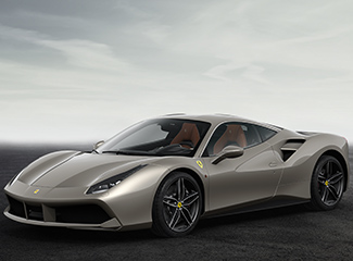 Ferrari 488 GTB - INSPIRED BY THE 195 Inter Touring coupé