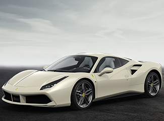 Ferrari 488 GTB - INSPIRED BY THE  212 Inter Vignale coupé
