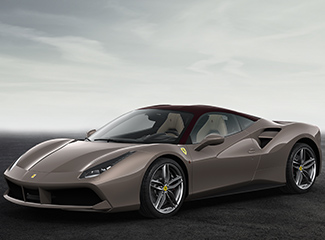 Ferrari 488 GTB - INSPIRED BY THE 250 Europa