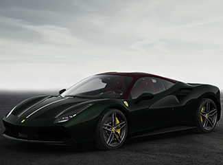 Ferrari 488 GTB - INSPIRED BY 375 AMERICA