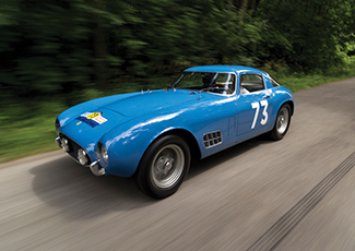Ferrari 250 GT Berlinetta Scaglietti - 1956