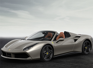 Ferrari 488 Spider - INSPIRED BY 195 Inter
