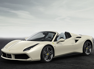 Ferrari 488 Spider - INSPIRED BY 212 Inter Vignale coupé