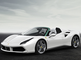 Ferrari 488 Spider - INSPIRED BY THE 250 GT Coupé