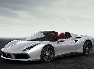 Ferrari 488 Spider - INSPIRED BY THE 410 Superamerica
