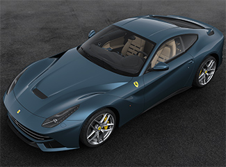 Ferrari F12berlinetta - INSPIRED BY THE 195 S
